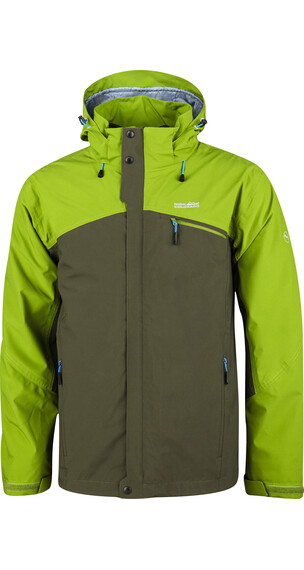 High Colorado Halifax-M 2In1 Jacke Herren hellgrün-khaki